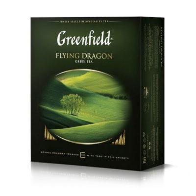Herbata Greenfield
