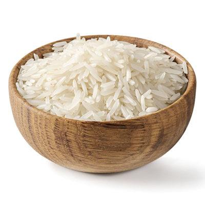Kasza, ryż, groch