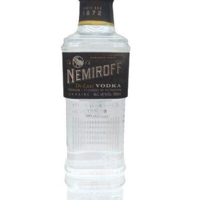 """Wódka De Luxe """"Nemiroff"""" 500ml"""