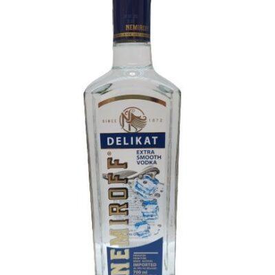 """Wódka Delikat """"Nemiroff"""" 700ml"""
