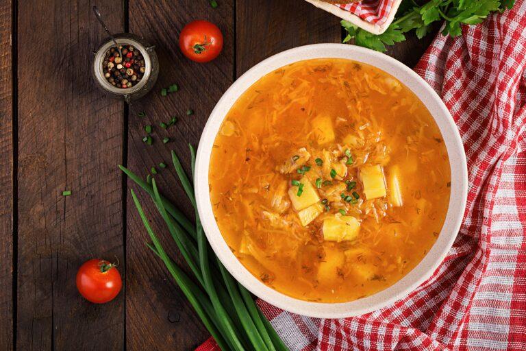 Solianka - rosyjska zupa przepis tradycyjny