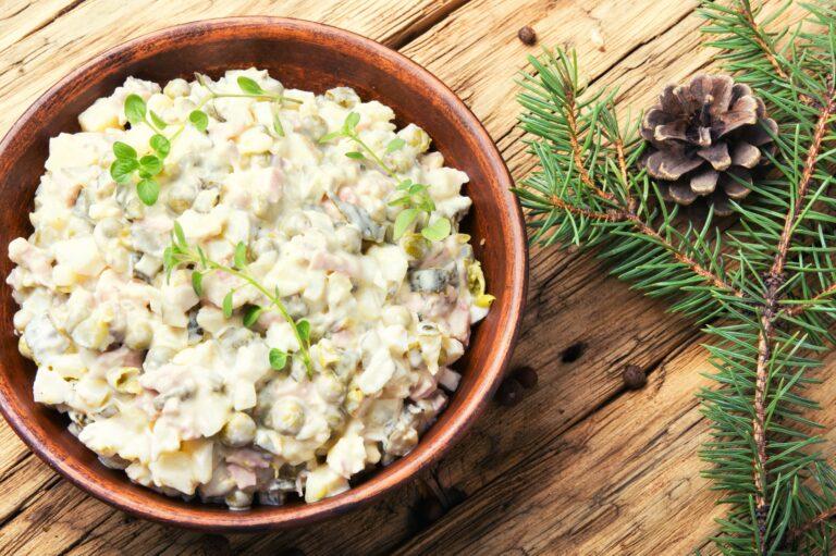 Rosyjska sałatka olivier przepis