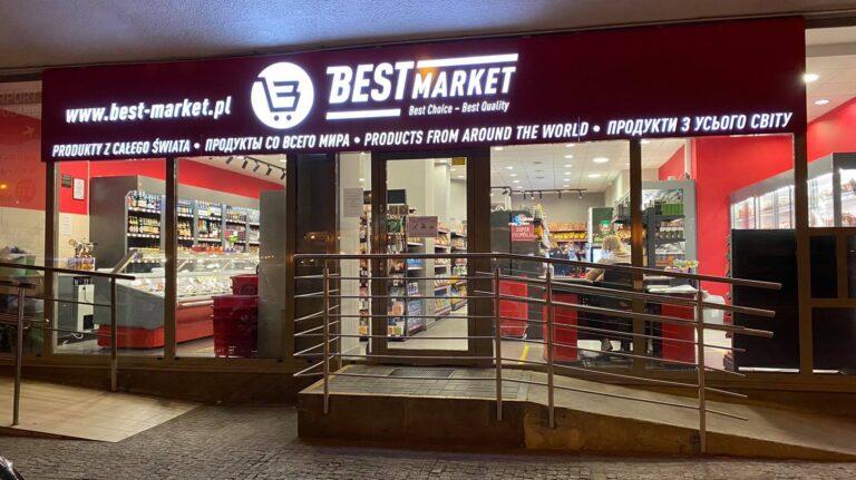 best market Łódź