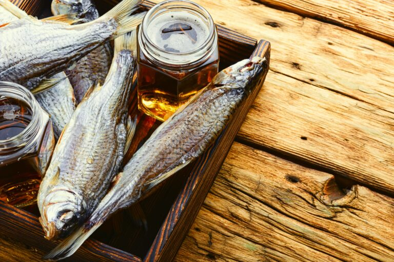ryby i owoce morza